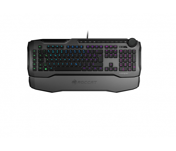 Roccat Horde AIMO - Membranical RGB Gaming (Szara) - 399633 - zdjęcie