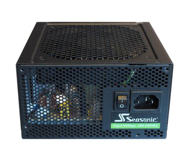 Seasonic 430W Eco 80 Plus Bronze BOX - 399266 - zdjęcie 3