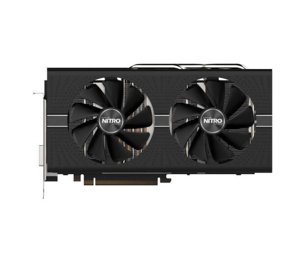 Sapphire Radeon RX 580 NITRO+ 8GB GDDR5 - 398043 - zdjęcie 4