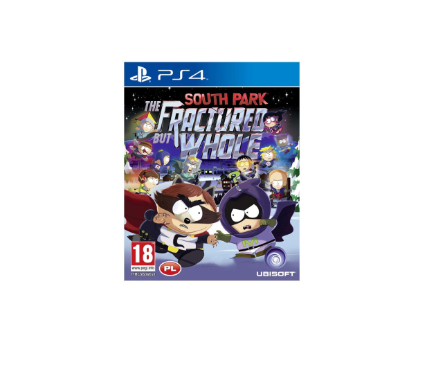 CENEGA South Park Fractured But Whole Collector - 381006 - zdjęcie