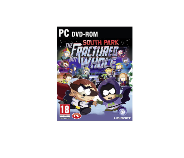 PC South Park Fractured But Whole Collector - 381005 - zdjęcie