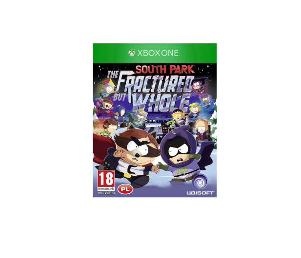 Ubisoft South Park Fractured But Whole Collector  - 381008 - zdjęcie