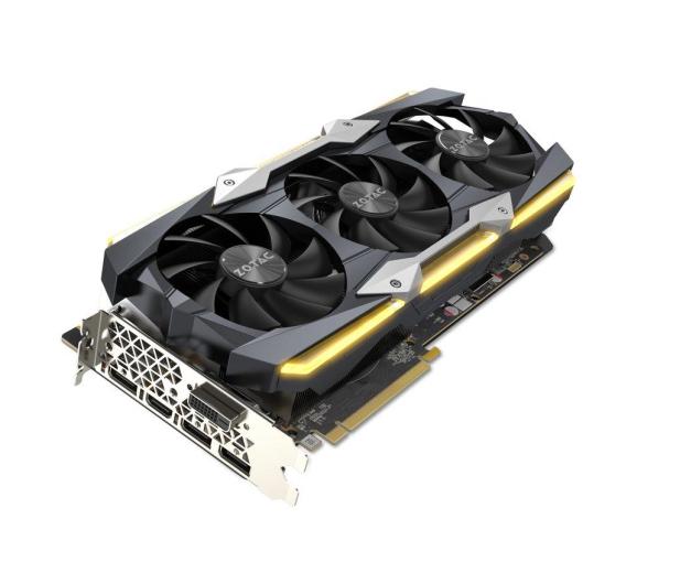 Zotac GeForce GTX 1080 Ti Extreme Edition 11GB GDDR5X - 399810 - zdjęcie 2