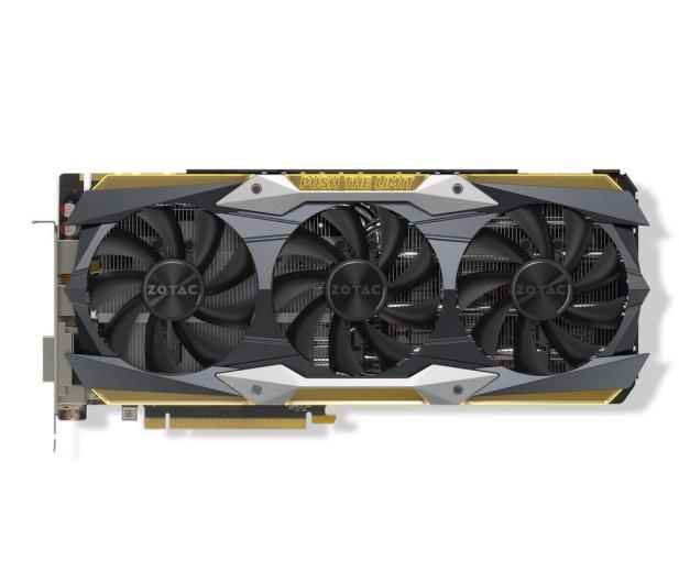 Zotac GeForce GTX 1080 Ti Extreme Edition 11GB GDDR5X - 399810 - zdjęcie 4