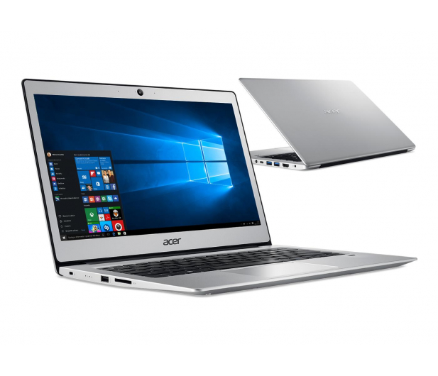 Acer Swift 1 N4200/4GB/128/Win10 FHD IPS - 399408 - zdjęcie
