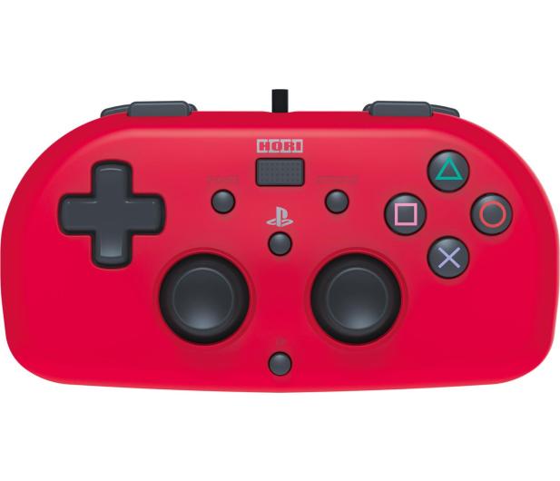 Hori PS4 HORIPAD Mini Czerwony - 396364 - zdjęcie 2