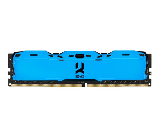 GOODRAM 8GB 3000MHz IRDM X Blue CL16 - 395465 - zdjęcie
