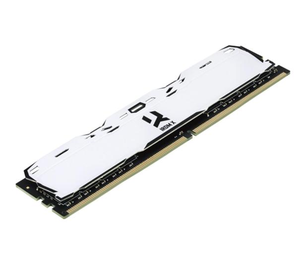 GOODRAM 16GB (2x8GB) 3000MHz CL16 IRDM X White  - 395478 - zdjęcie 2