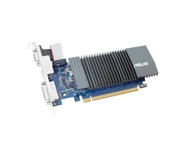 ASUS GeForce GT710 2048MB 64bit Silent LowProfile  - 396422 - zdjęcie 2