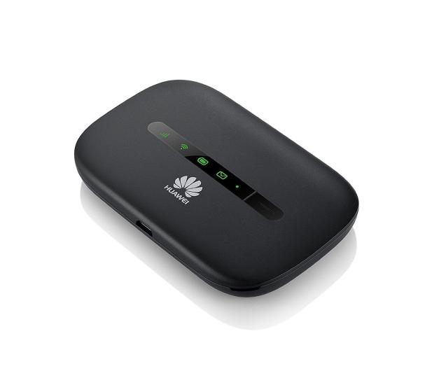 Huawei E5330 WiFi b/g/n 3G (HSPA+) 21Mbps czarny - 396480 - zdjęcie 2