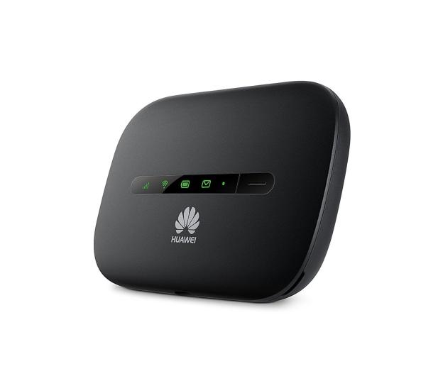 Huawei E5330 WiFi b/g/n 3G (HSPA+) 21Mbps czarny - 396480 - zdjęcie 3