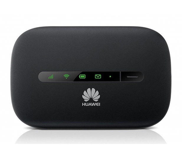 Huawei E5330 WiFi b/g/n 3G (HSPA+) 21Mbps czarny - 396480 - zdjęcie