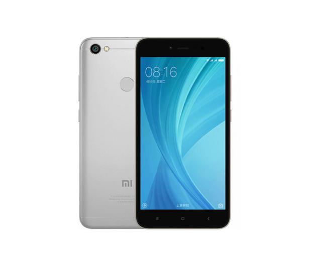 Xiaomi Redmi Note 5A Prime 32GB Dual SIM LTE  Grey - 396920 - zdjęcie