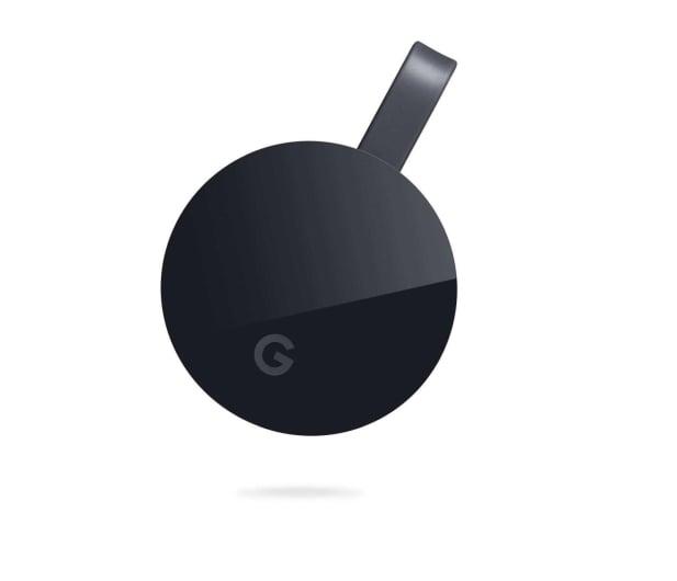 Google Chromecast Ultra 4K Black - 364244 - zdjęcie 3