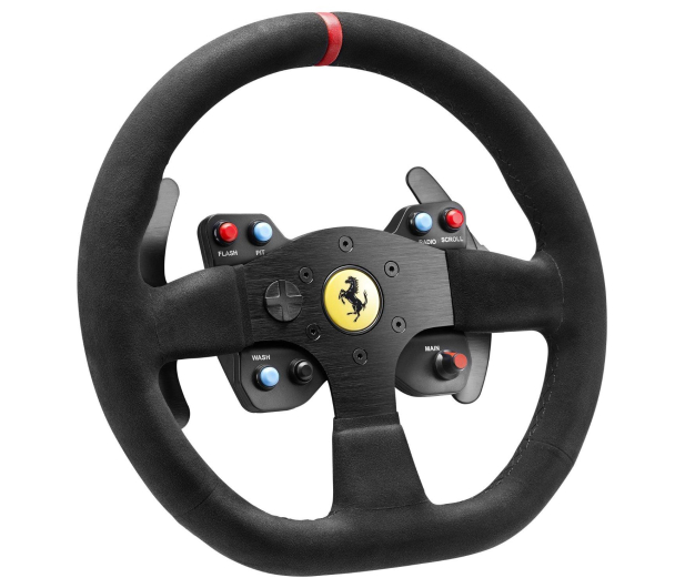 Thrustmaster F599XX Evo 30 Wheel add on Alcantara edition - 265141 - zdjęcie