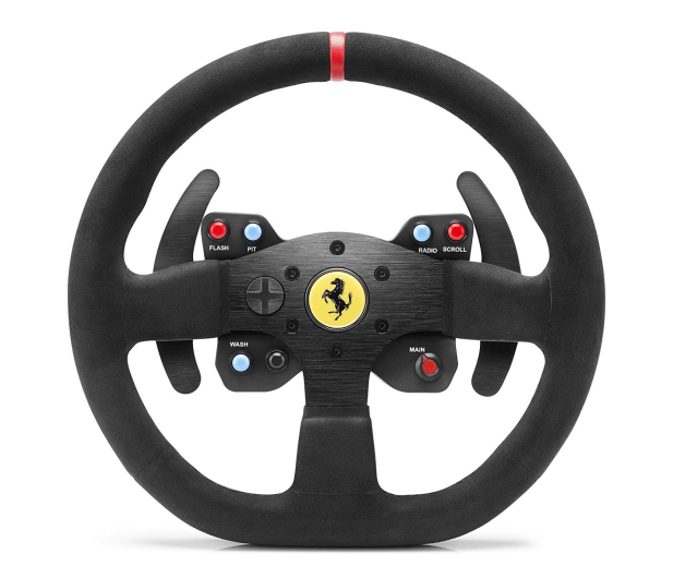 Thrustmaster F599XX Evo 30 Wheel add on Alcantara edition - 265141 - zdjęcie 2