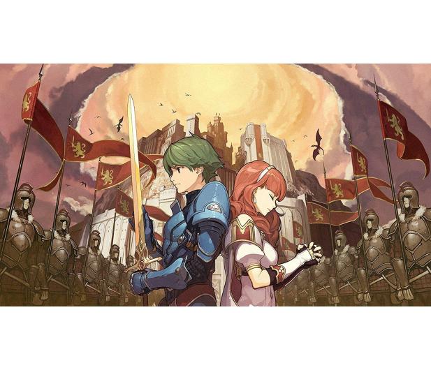 Nintendo 3DS Fire Emblem Echoes: Shadows of Valentia - 364296 - zdjęcie 2