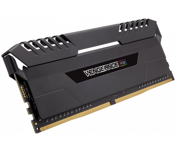 Corsair 32GB 3333MHz Vengeance RGB LED (4x8GB) - 364360 - zdjęcie 2