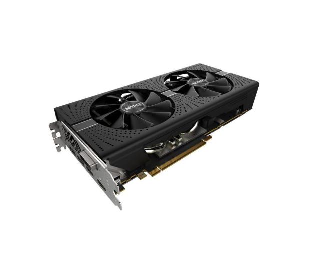 Sapphire Radeon RX 570 NITRO+ 4GB GDDR5  - 364471 - zdjęcie 2