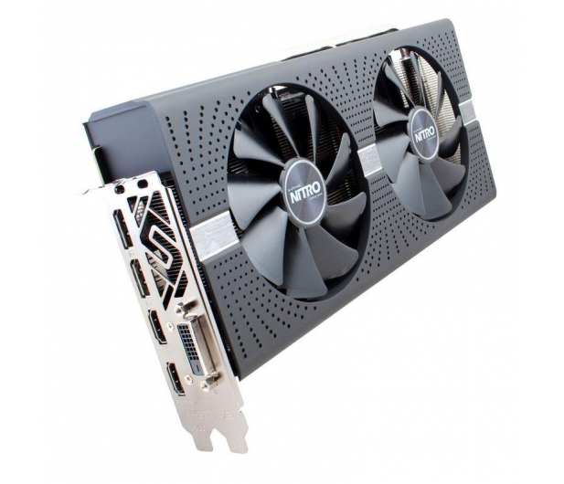 Sapphire Radeon RX 580 NITRO+ 4 GB GDDR5  - 364468 - zdjęcie 4