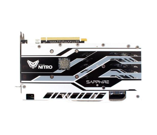 Sapphire Radeon RX 580 NITRO+ 4 GB GDDR5  - 364468 - zdjęcie 5