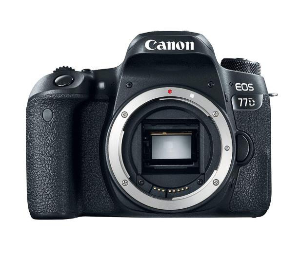 Canon EOS 77D Body - 364202 - zdjęcie