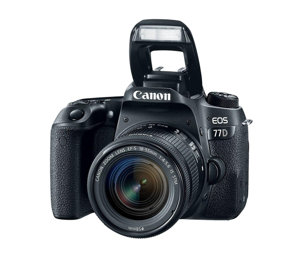 Canon EOS 77D 18-55 mm f4-5,6 IS STM - 364203 - zdjęcie 7