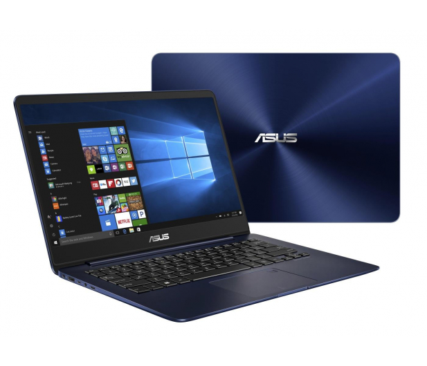 ASUS ZenBook UX430UA i7-7500U/8GB/512SSD/Win10 - 358362 - zdjęcie