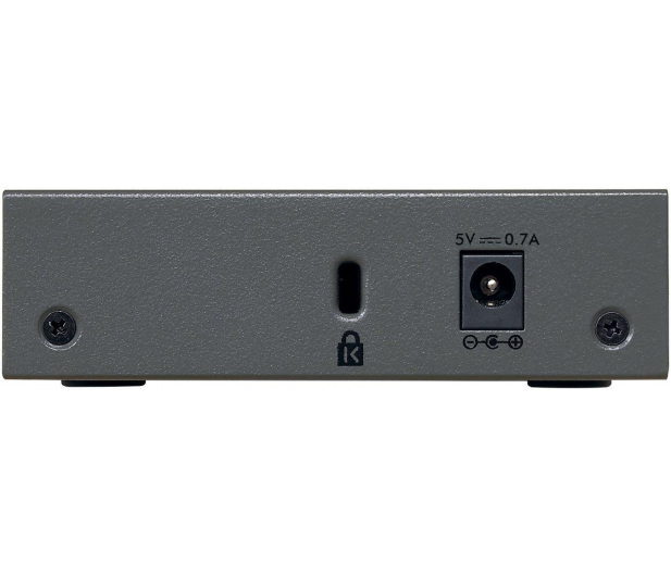 Netgear 5p GS305-100PES (5x10/100/1000Mbit) - 365076 - zdjęcie 3