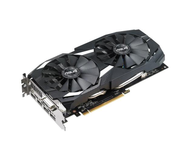 ASUS Radeon RX 580 Dual OC 4GB GDDR5 - 365398 - zdjęcie 2
