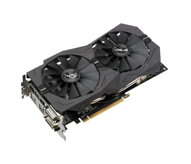 ASUS Radeon RX 570 STRIX 4GB GDDR5  - 365593 - zdjęcie 2
