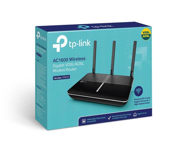 TP-Link Archer VR600 (1600Mb/s a/b/g/n/ac) USB - 317879 - zdjęcie 5