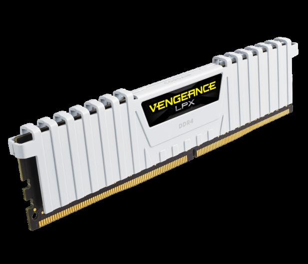 Corsair 16GB 3000MHz Vengeance LPX White CL15 (2x8GB) - 345464 - zdjęcie 3
