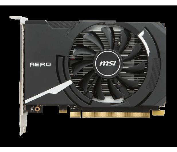 MSI GeForce GT 1030 AERO OC ITX 2G - 365797 - zdjęcie 2
