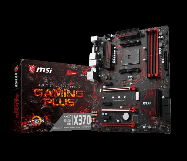 MSI X370 GAMING PLUS - 365745 - zdjęcie