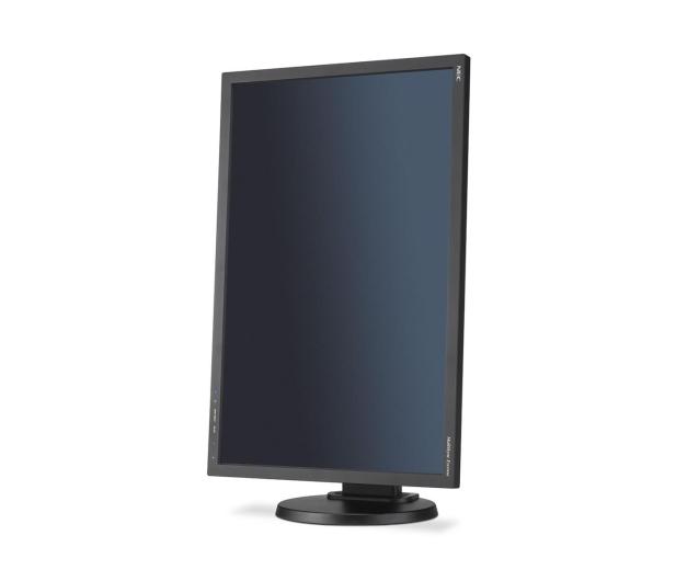 Nec MultiSync E245WMi czarny - 366148 - zdjęcie 5