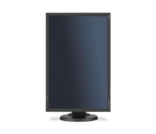 Nec MultiSync E245WMi czarny - 366148 - zdjęcie 3