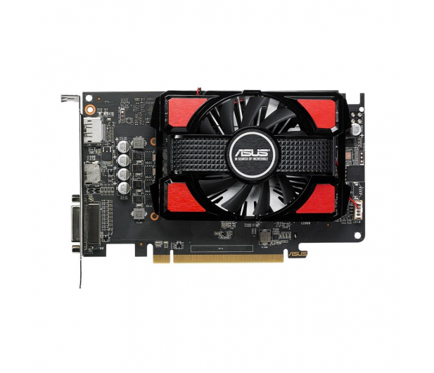 ASUS Radeon RX 550 2GB GDDR5 - 366566 - zdjęcie 3