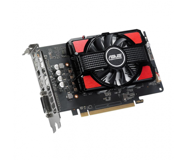 ASUS Radeon RX 550 2GB GDDR5 - 366566 - zdjęcie 2