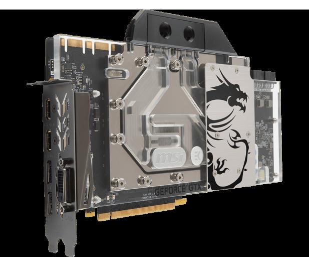 MSI GeForce GTX 1080 Ti SEA HAWK EK X 11GB GDDR5X - 366571 - zdjęcie 2
