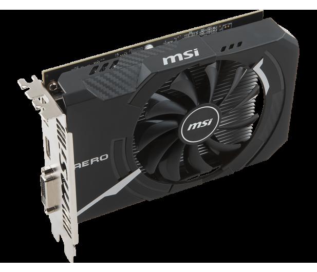 MSI Radeon RX 560 AERO ITX OC 4GB GDDR5 - 366573 - zdjęcie 5