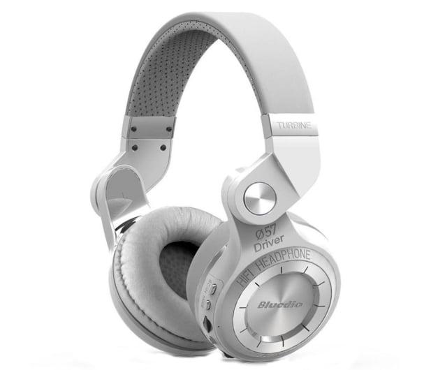 Bluedio T2+ Białe - 366545 - zdjęcie