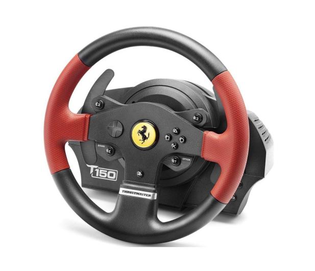 Thrustmaster T150FFB Ferrari Edition - 265138 - zdjęcie 2