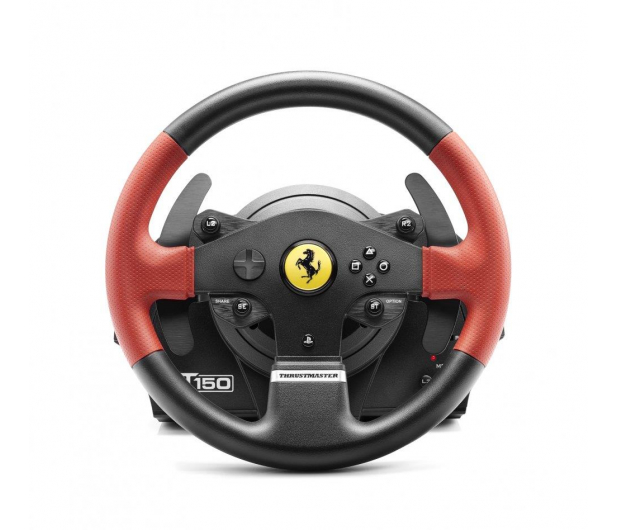 Thrustmaster T150FFB Ferrari Edition - 265138 - zdjęcie 3