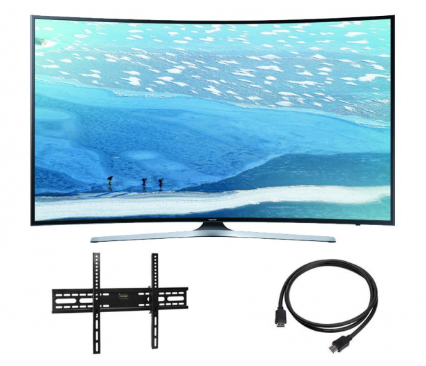Samsung  UE49KU6100 + ZESTAW - 333346 - zdjęcie