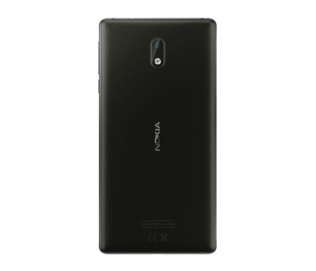 Nokia 3 Dual SIM czarny  - 357293 - zdjęcie 3