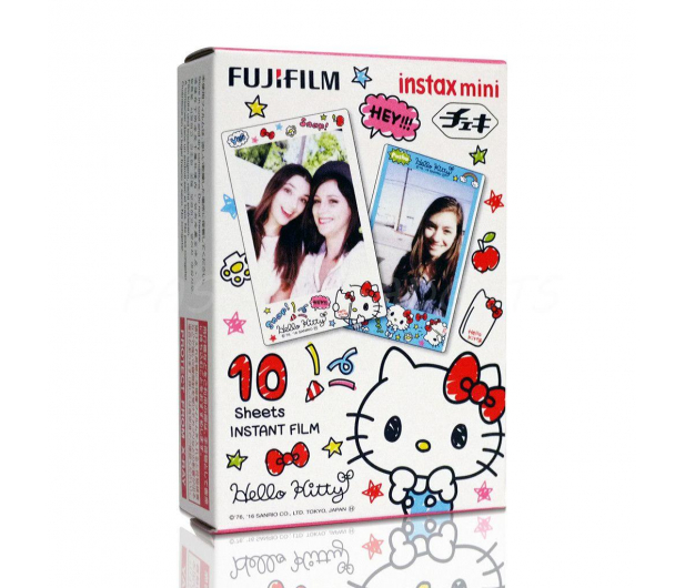 Fujifilm Wkład Instax Mini Hello Kitty 10 szt.  - 367564 - zdjęcie