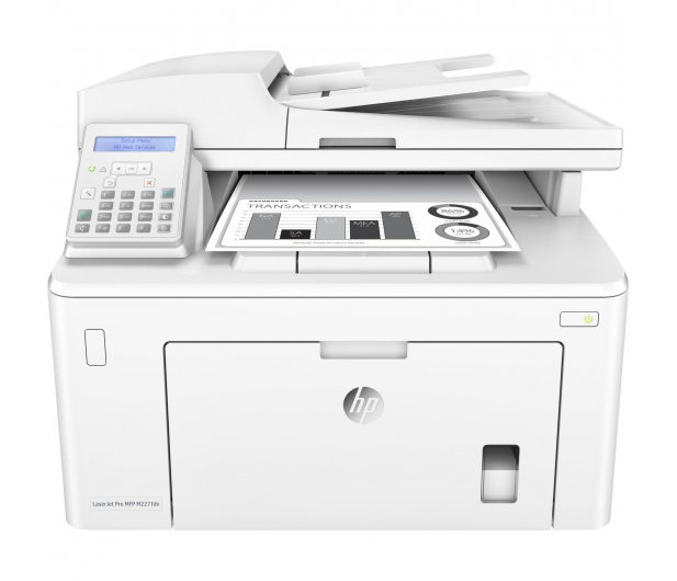 HP LaserJet Pro M227fdn - 367316 - zdjęcie 2