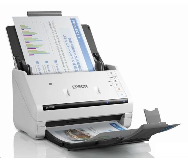 Epson WorkForce DS-570W - 367330 - zdjęcie