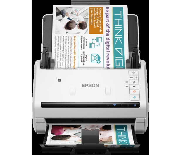 Epson WorkForce DS-570W - 367330 - zdjęcie 2